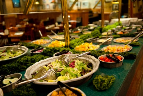 PJ Harrigans Bar & Grill - Salad Bar