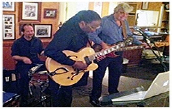 Welcome To The Panama Hotel Restaurant - Live Local Musicians