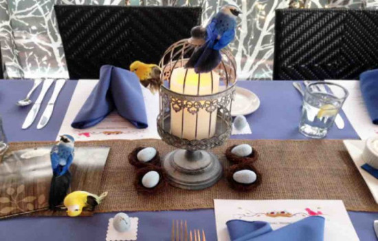 Welcome To The Panama Hotel Restaurant - Special Gatherings
