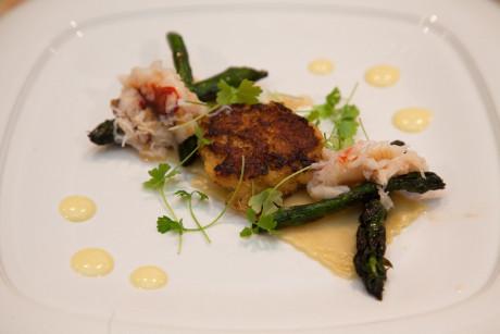Taste Restaurant and Wine Bar - Crab
