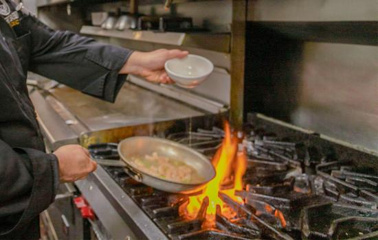 Sirens Oceanfront Restaurant & Bar - Food Preparation