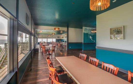Sirens Oceanfront Restaurant & Bar - Sirens Oceanfront Restaurant & Bar Interior View